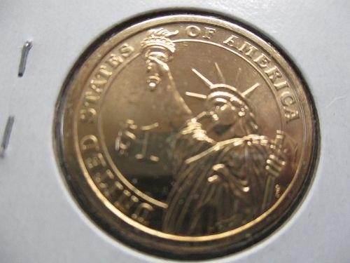 2009-P  Zachary Taylor Presidential Dollar.  Item: PD 09ZT-05.