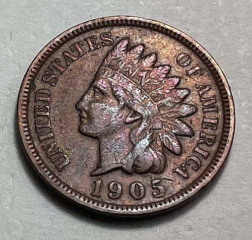 1905 Indian Head Cent. 31444