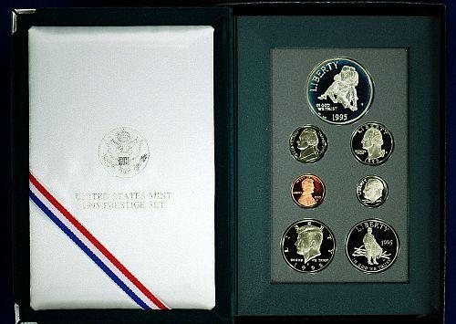 1995 United States Mint Prestige Set