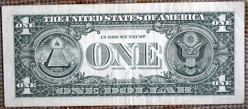 2003 * STAR $1.00 BILL VERY LOW NUMBER K 04062003 * CIRCULATED  AS SEEN IN PHOTO