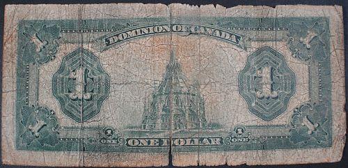 Canada P33b Dollar Good