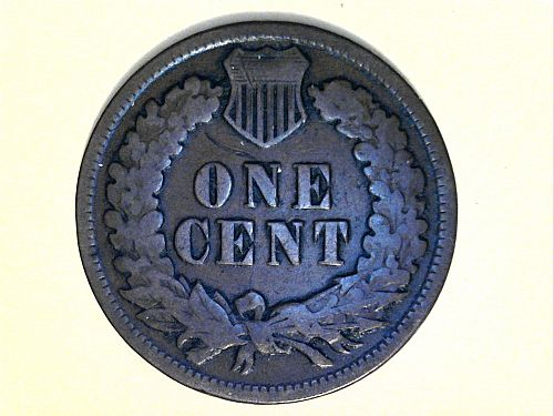 1890 Indian Head Cent---Very Good