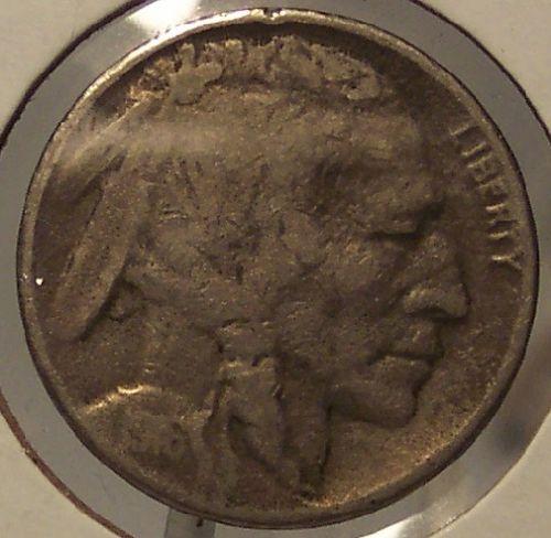 1916 Buffalo Nickel VG+ #0835