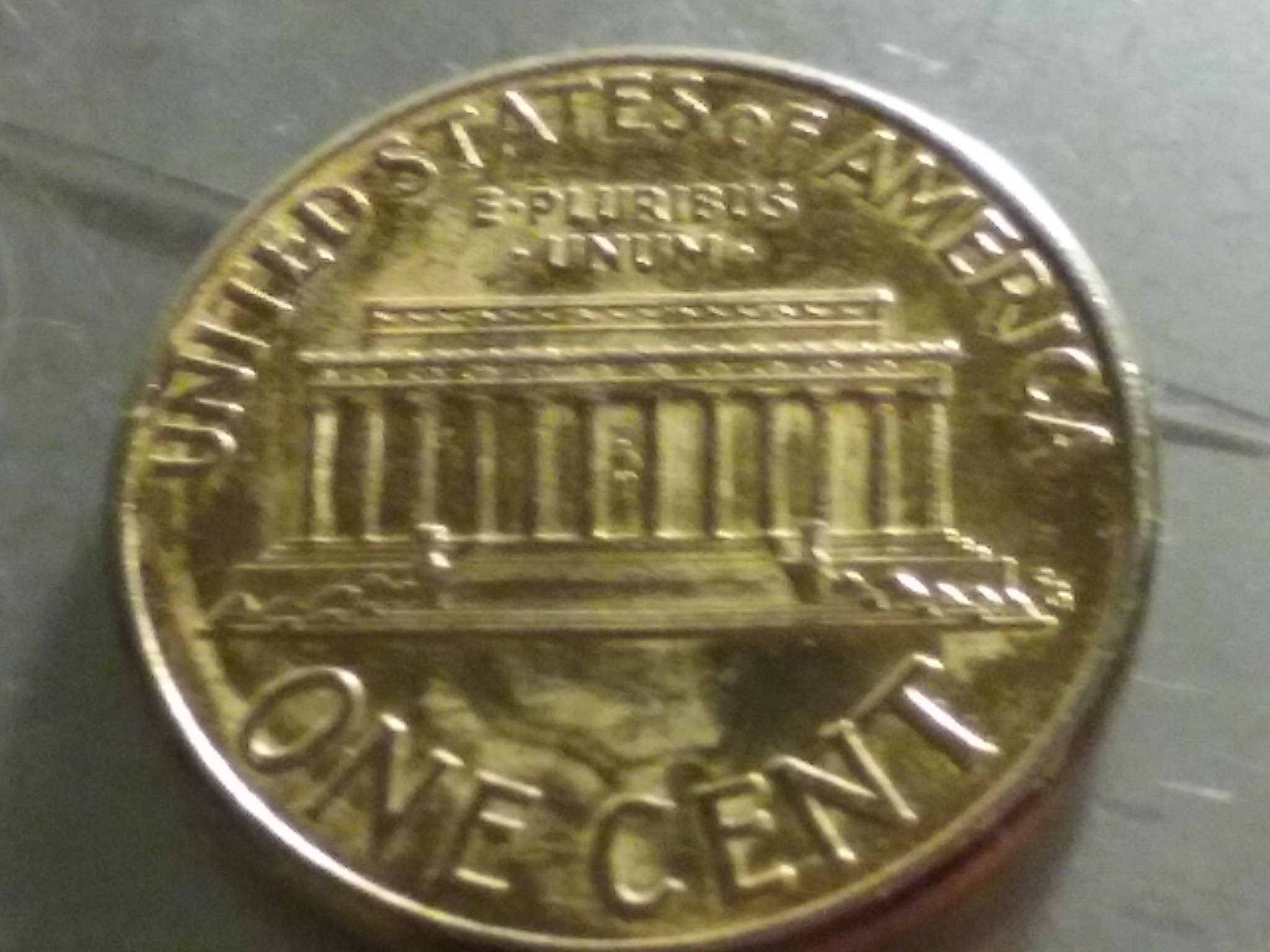 Rare 1999 D Gold Memorial Lincoln Penny - for sale, buy now
