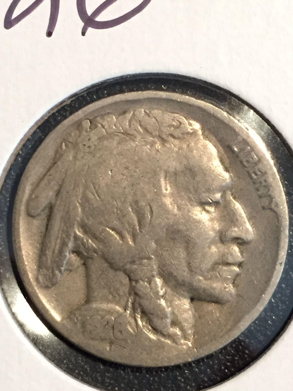 1926 P Buffalo Nickel