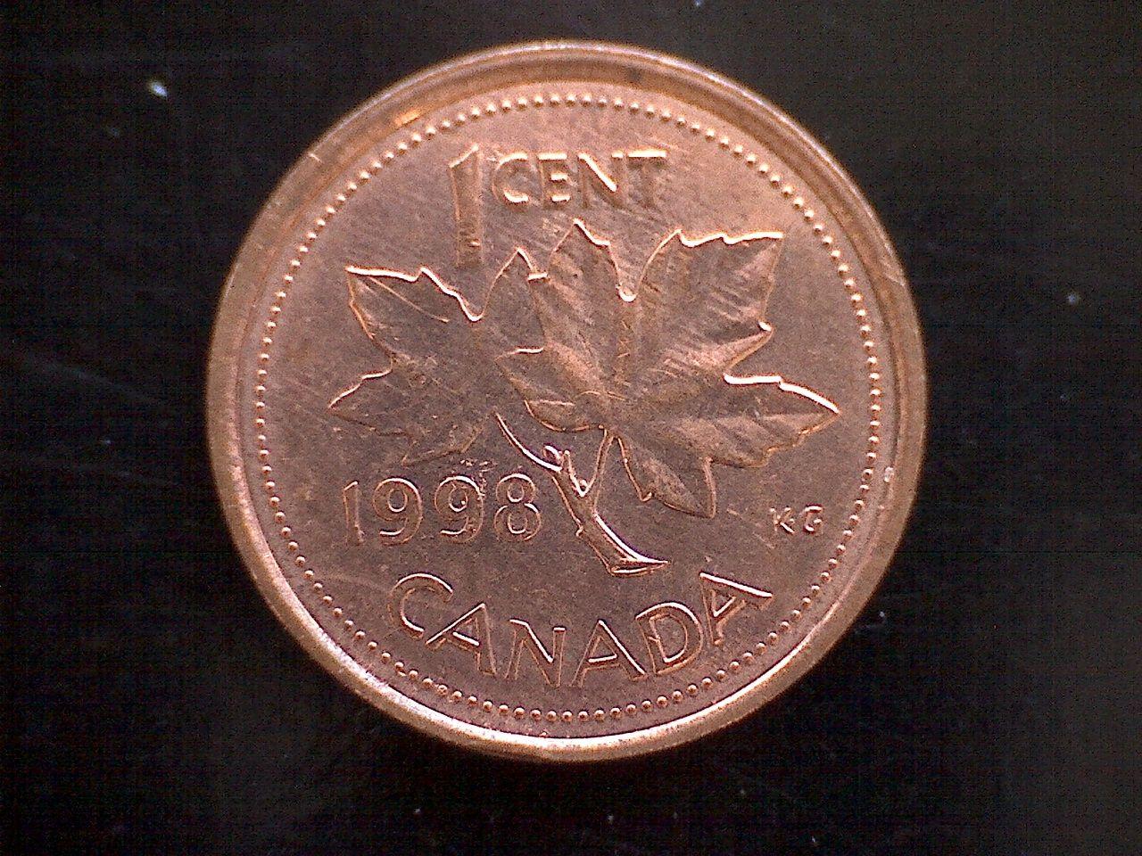 1998 queen elizabeth coin