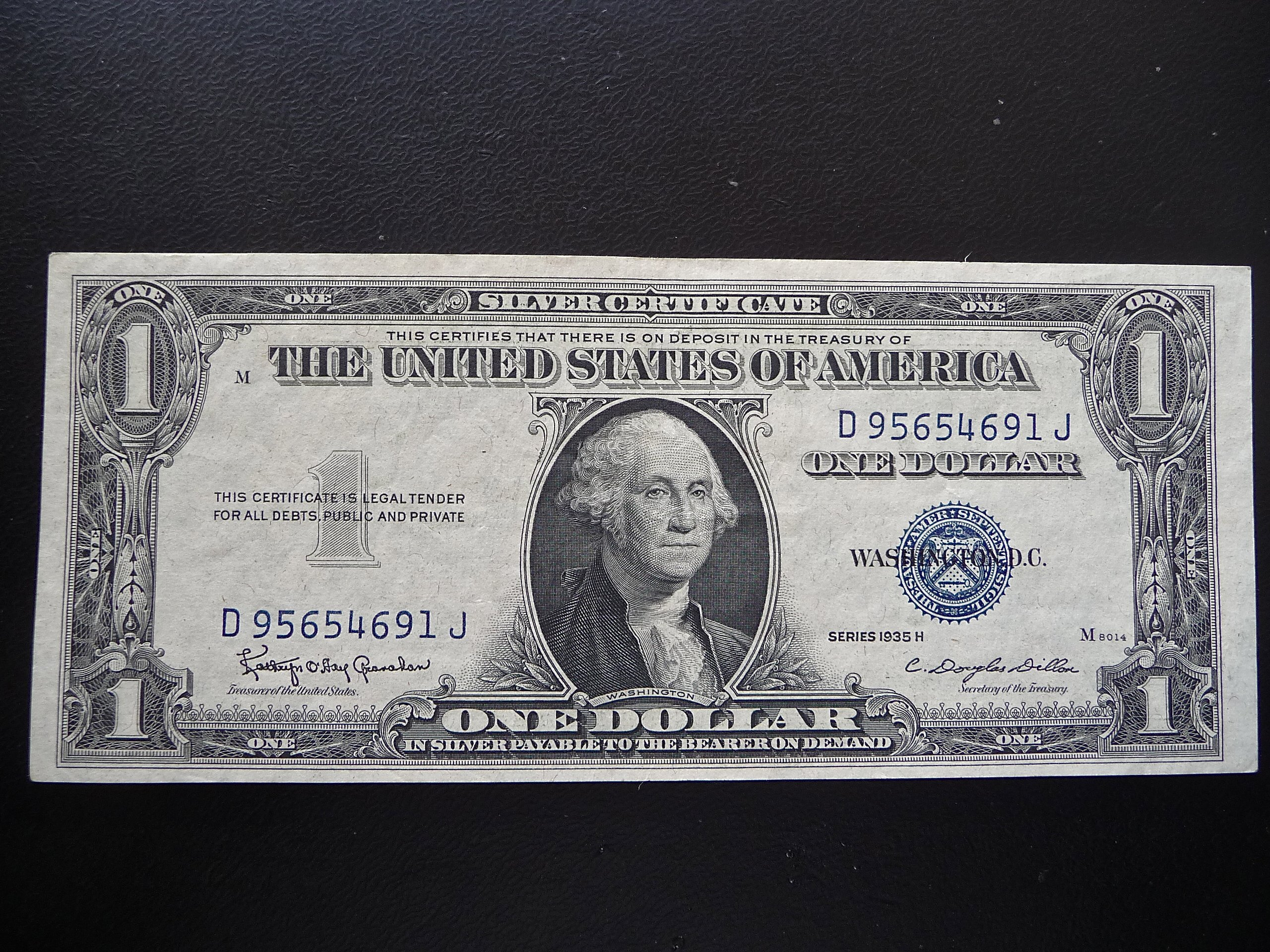 1935 h silver certificate 100 for sale buy now online item 1935 h silver certificate 100 xflitez Choice Image