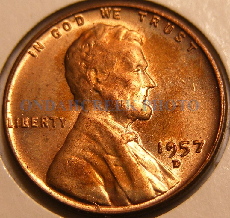 1957 D Lincoln Cent Doubled Die Obverse Wexler Ddo 013 Coppercoins 1do 010 For Sale Buy Now