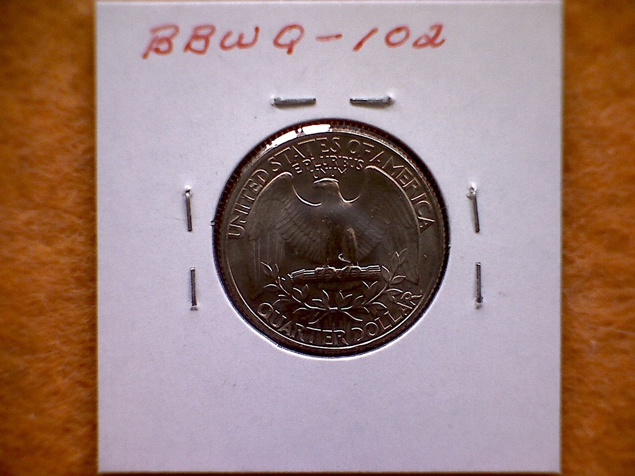 1978-D WASHINGTON QUARTER CLAD
