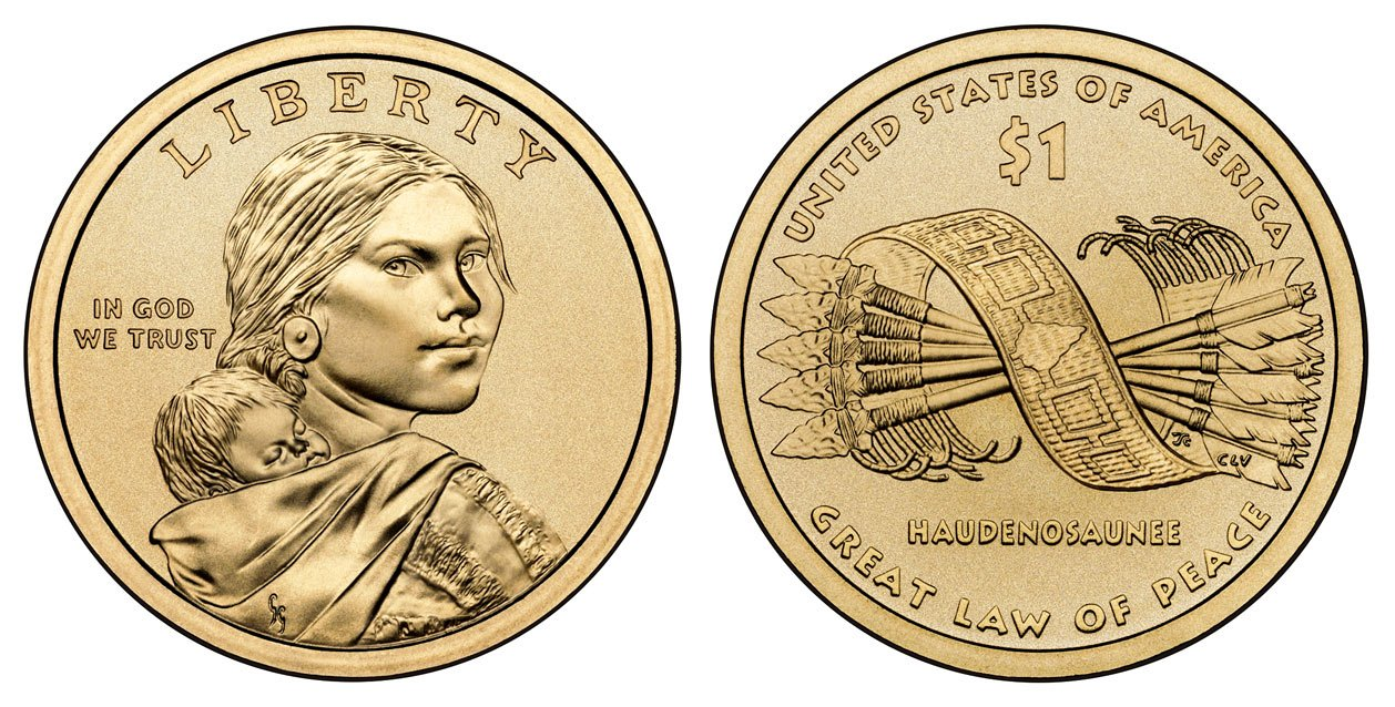 2010 P Sacagawea Dollars Great Law Of Peace For Sale Buy Now
