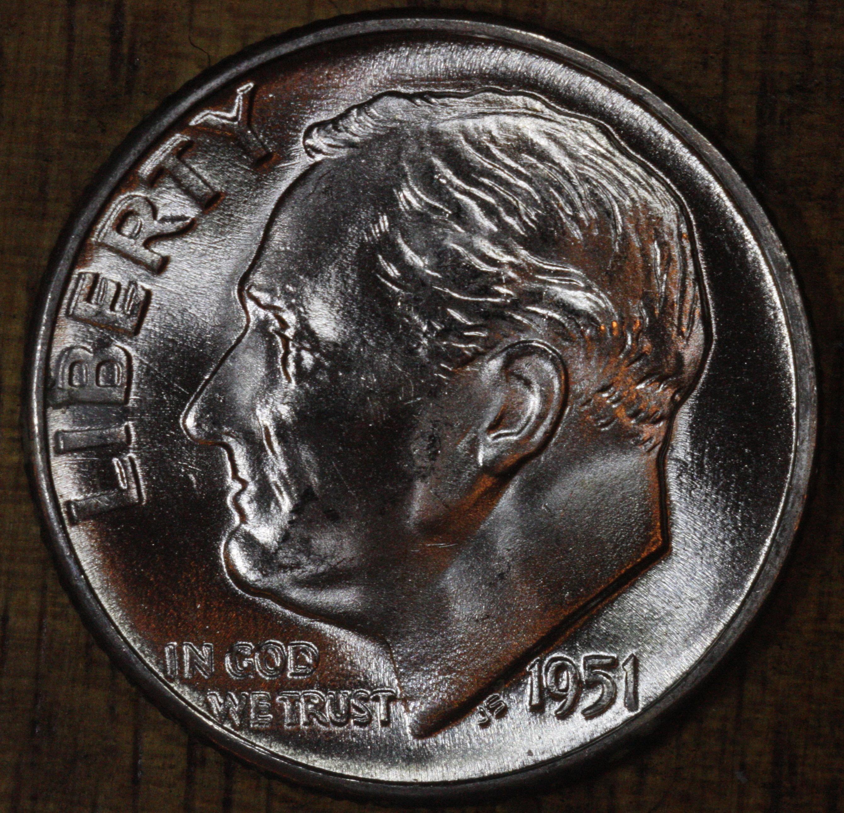 2010 P Roosevelt Dime Choice BU US Coin