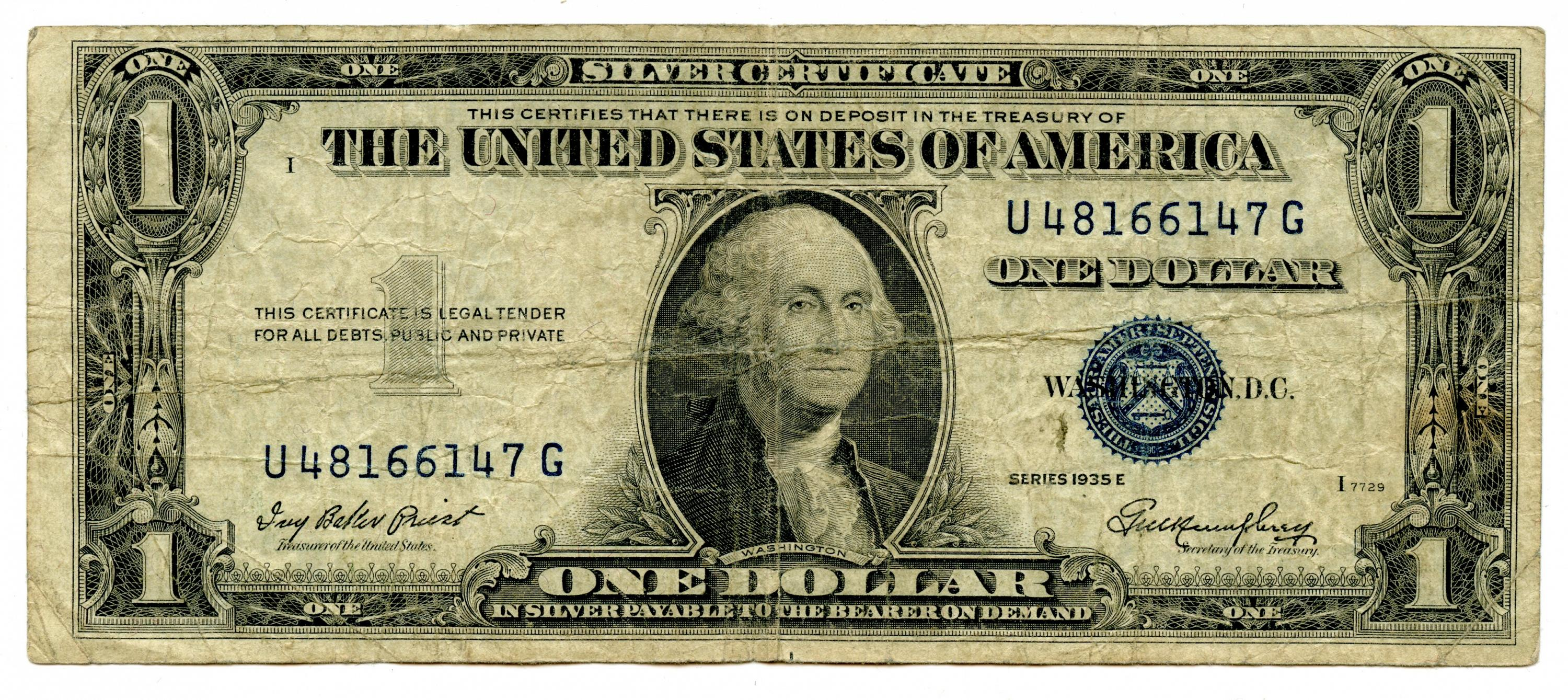 Three 1 Dollar Silver Certificates For Sale Buy Now Online