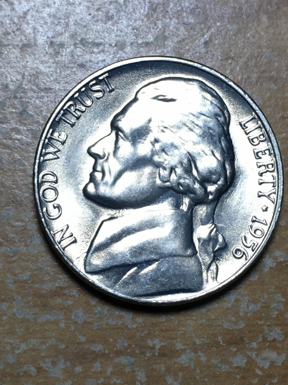 1956 Jefferson Nickel Item 0119132
