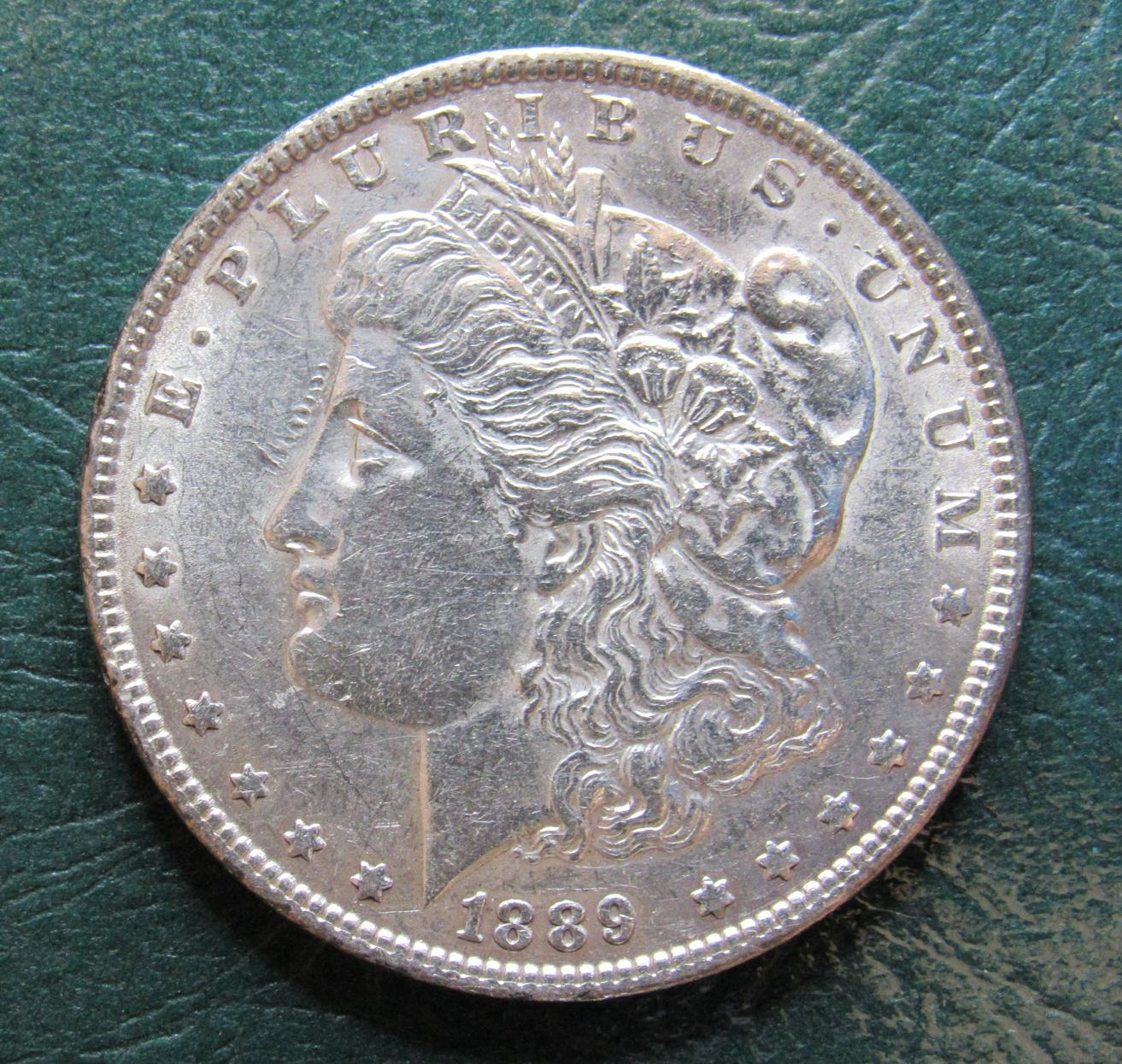 1889 P Morgan Silver Dollar For Sale Buy Now Online